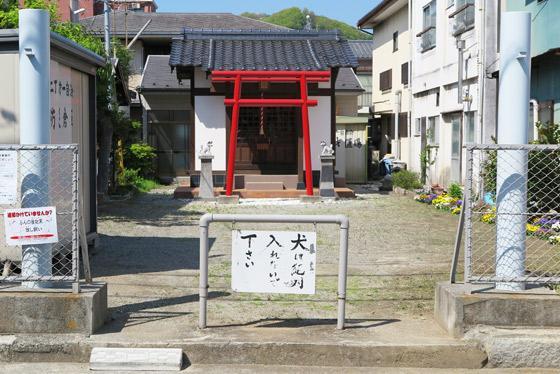 榊稲荷神社の建物その他