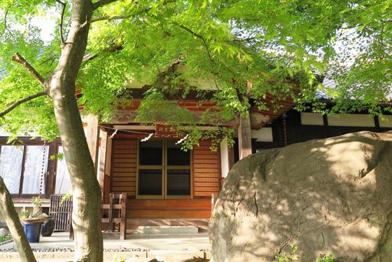山梨県愛宕神社の建物その他