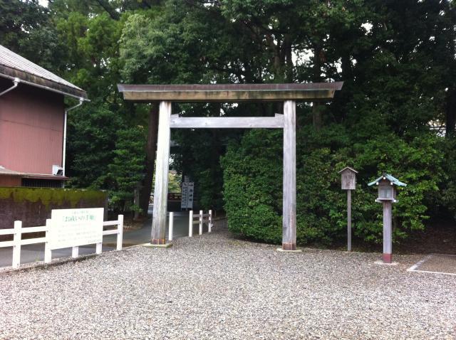 三重県猿田彦神社の本殿