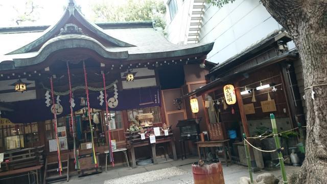 少彦名神社(大阪府北浜駅) - 本殿・本堂の写真