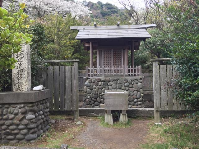 長崎県温泉神社の本殿