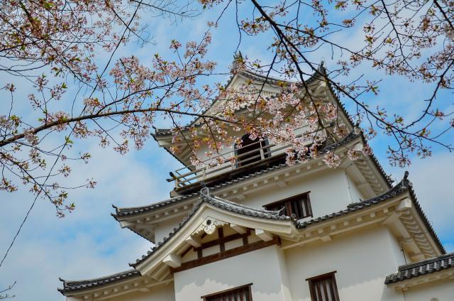 神明社の周辺