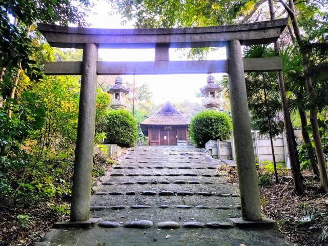 愛知県神明社(平島神明社)の本殿