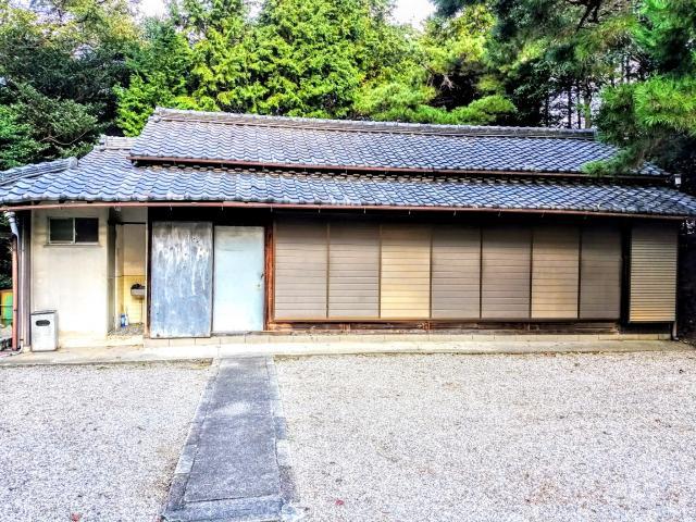 愛知県神明社(平島神明社)の写真