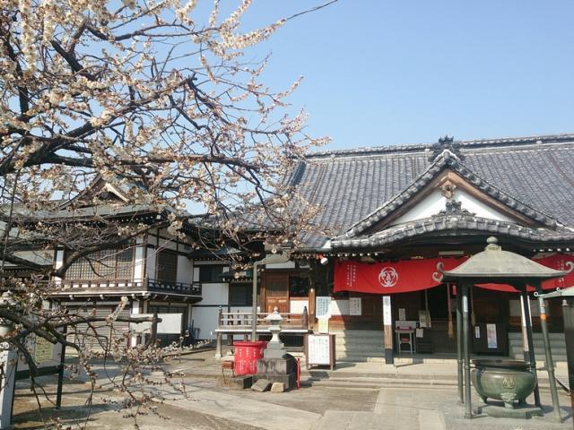 埼玉県大聖寺の本殿