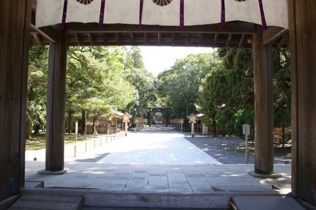 宮崎神宮の建物その他