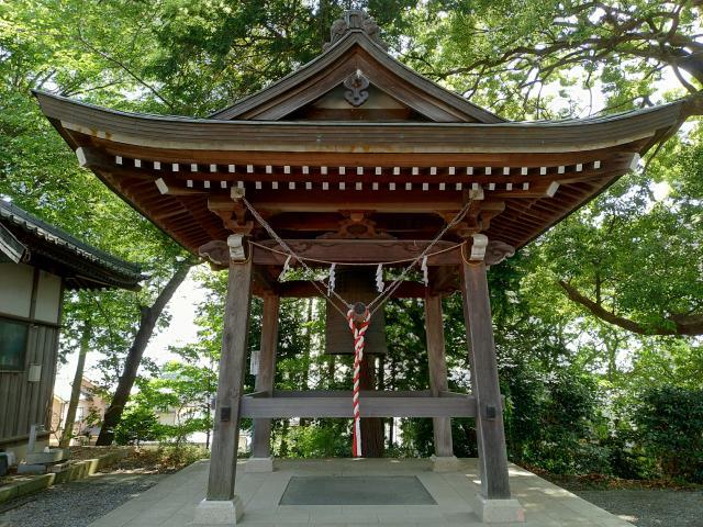 北金目神社の建物その他