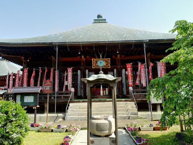 光明寺(神奈川県東海大学前駅) - 本殿・本堂の写真