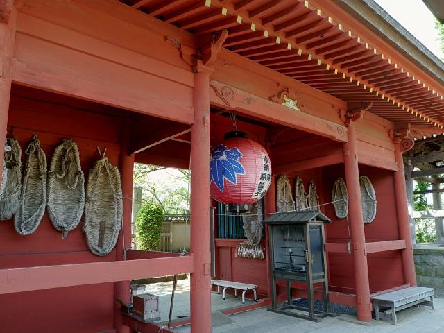 光明寺(神奈川県東海大学前駅) - 山門・神門の写真