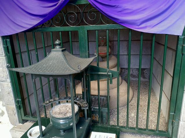竜源院の狛犬