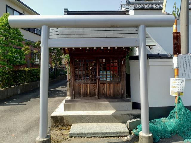 大鷲神社の鳥居