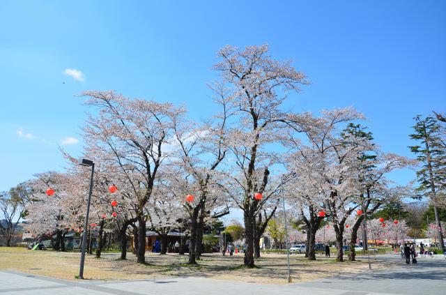 櫻岡大神宮の周辺