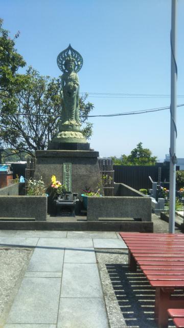 萬藏寺の仏像