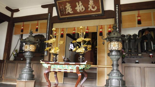 京都府興聖寺の本殿