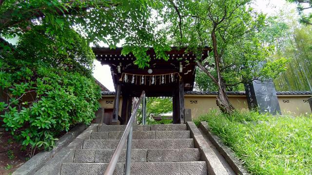 樹源寺(神奈川県保土ケ谷駅) - 山門・神門の写真