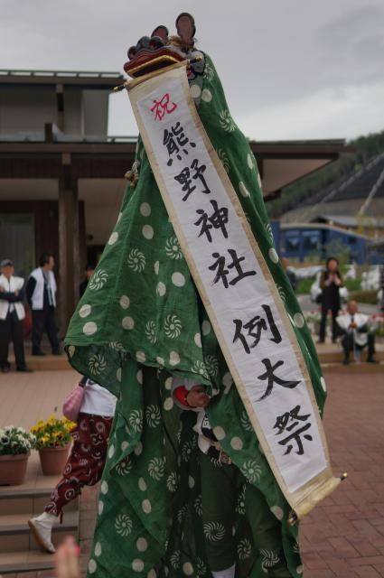 熊野神社の神楽