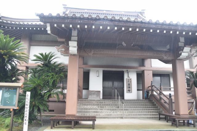 鹿児島県清浄寺の本殿