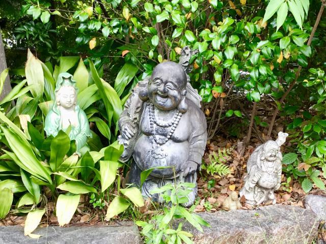 清州山王宮 日吉神社の像