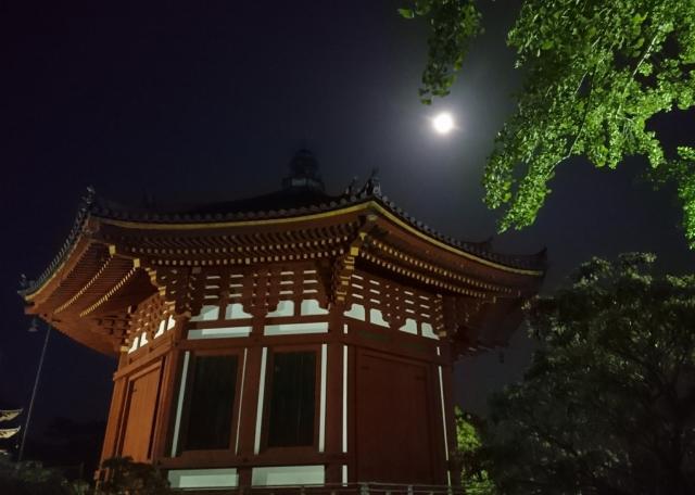奈良県興福寺 南円堂の建物その他