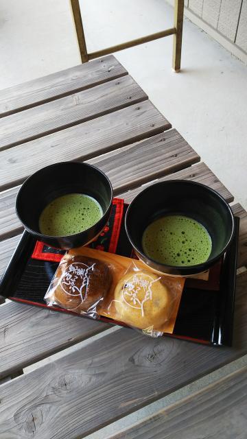 栃木県森友瀧尾神社の食事