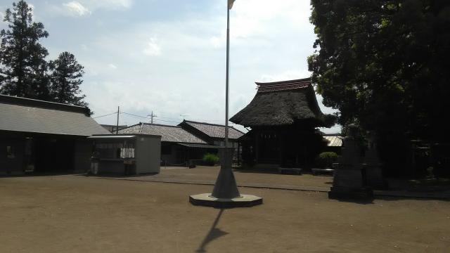 群馬県二宮赤城神社の写真