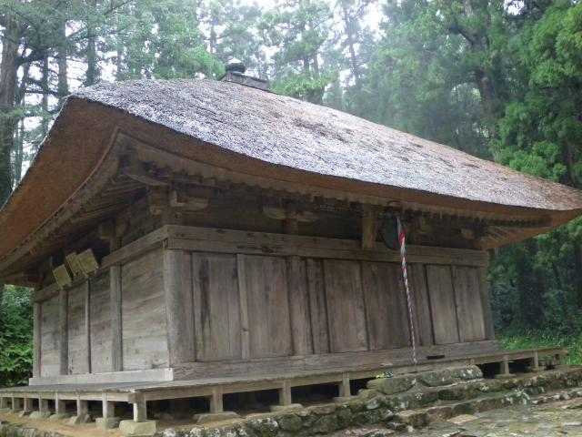 高藏寺の本殿