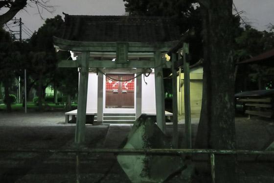 西新井諏訪神社の建物その他