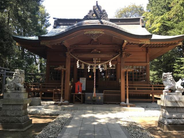 茨城県豊受皇大神宮の本殿