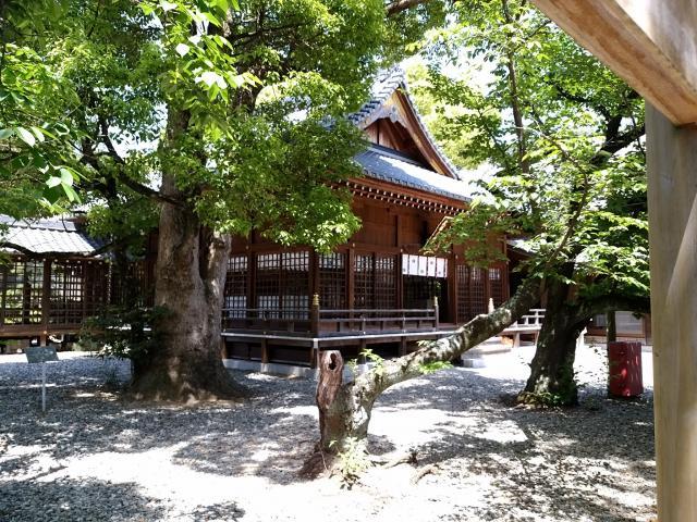 武雄神社の建物その他