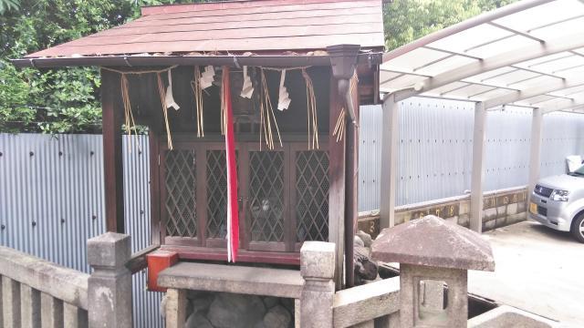 龍田稲荷神社の末社