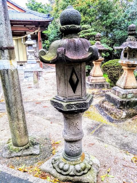 御嶽神社(山方御嶽神社)の建物その他