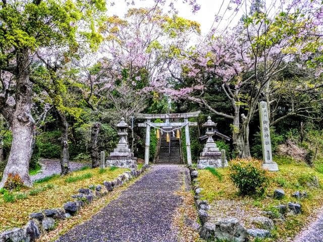 愛知県御嶽神社(山方御嶽神社)の建物その他