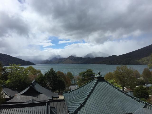 日光山中禅寺(輪王寺別院)の景色