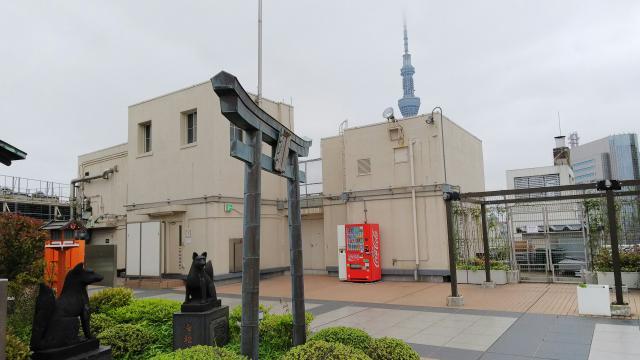 東京都出世稲荷神社の建物その他