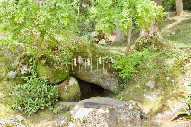 佐賀県背振神社の写真