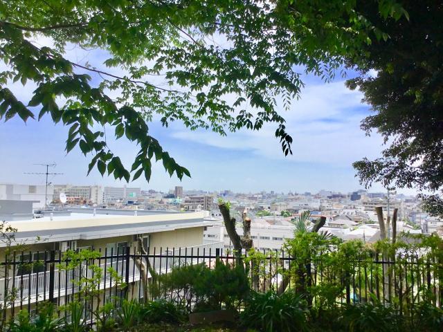 太田神社の周辺