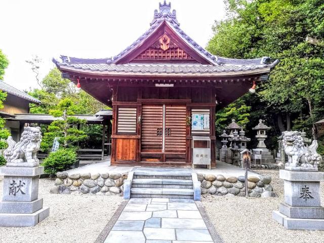 八幡社(渡内八幡社)(愛知県聚楽園駅) - 本殿・本堂の写真