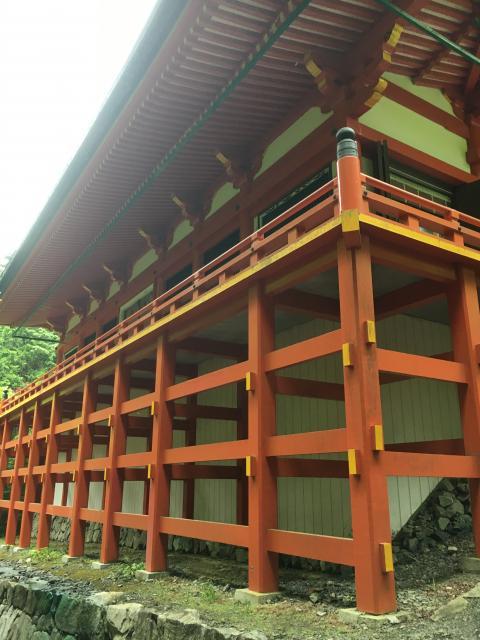 比叡山延暦寺(滋賀県坂本駅) - 本殿・本堂の写真