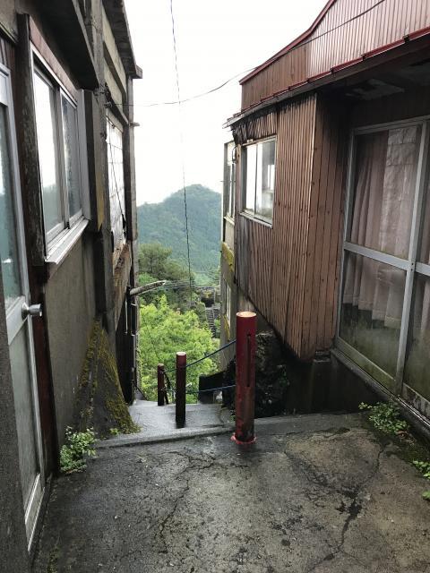 大分県尺間神社の建物その他
