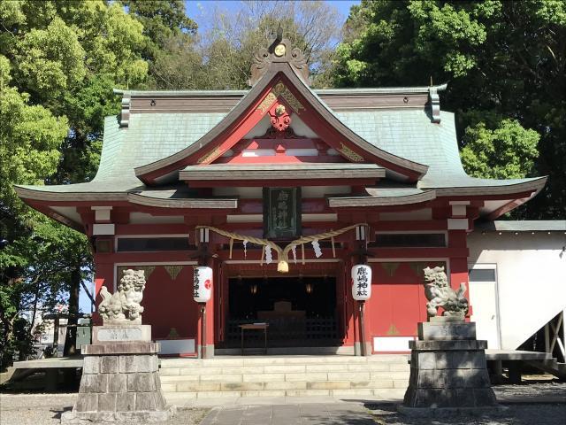 鹿嶋神社(茨城県日立駅) - 本殿・本堂の写真