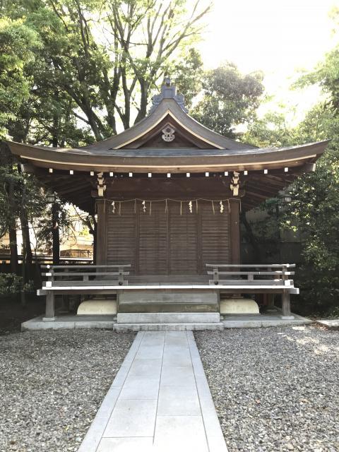 熊野神社(茨城県日立駅) - 本殿・本堂の写真