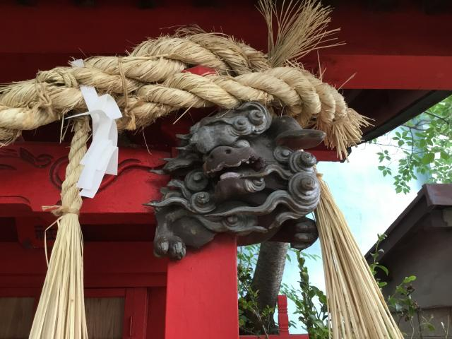 宿大神社の芸術