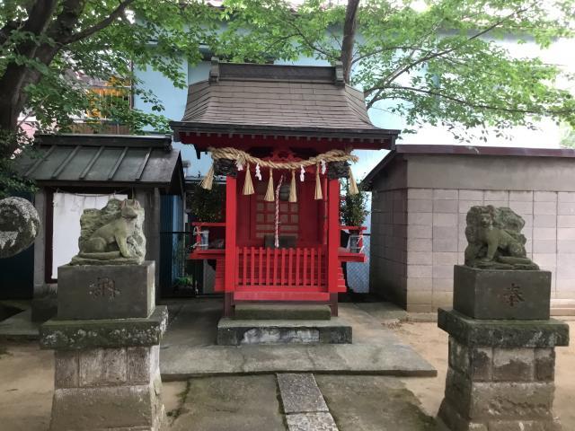 宿大神社の本殿