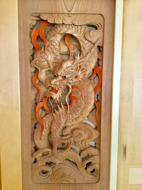 大宮神社の芸術