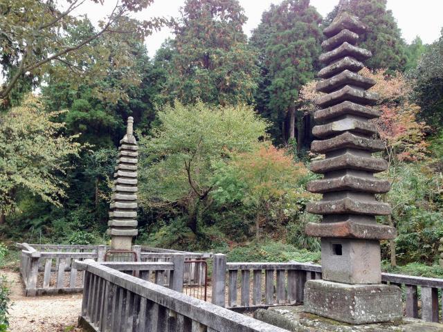 香川県白峯寺の塔