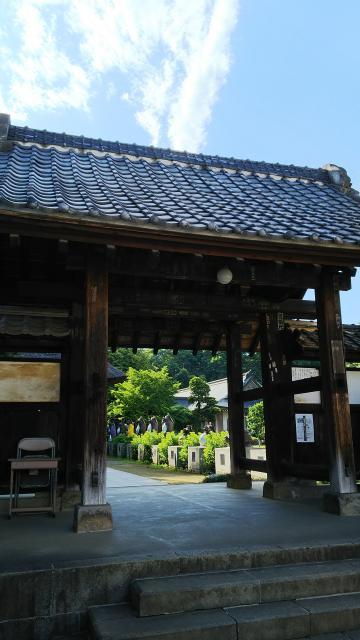群馬県茂林寺の本殿