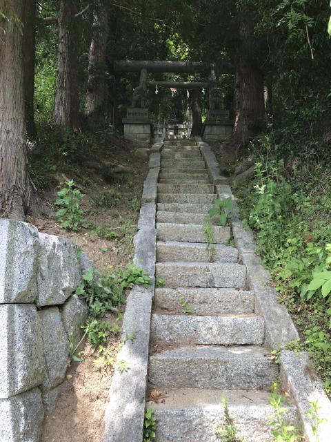 福島県塩釜神社の建物その他