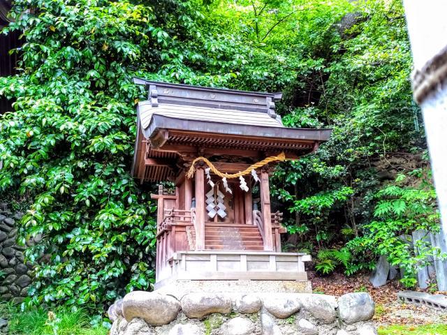 八柱神社の末社