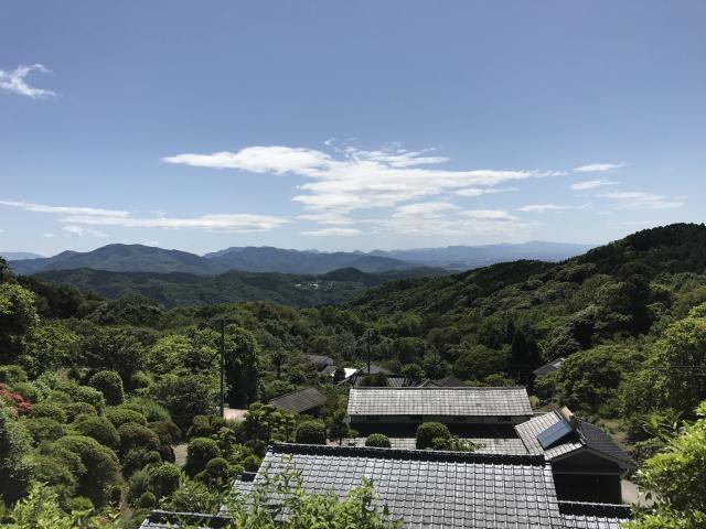 大分県長安寺の写真
