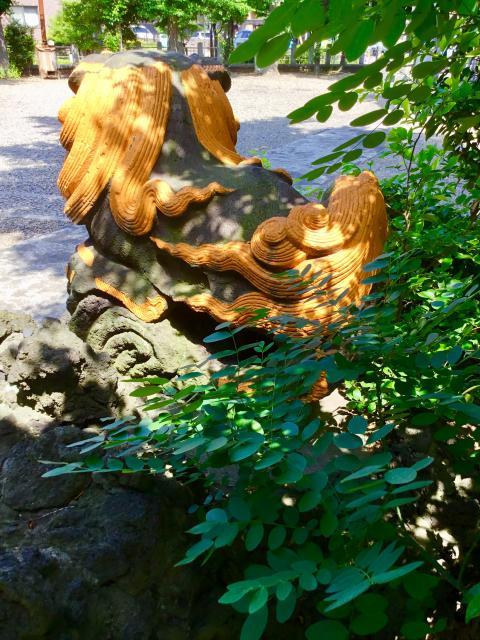 東京都天祖神社の写真